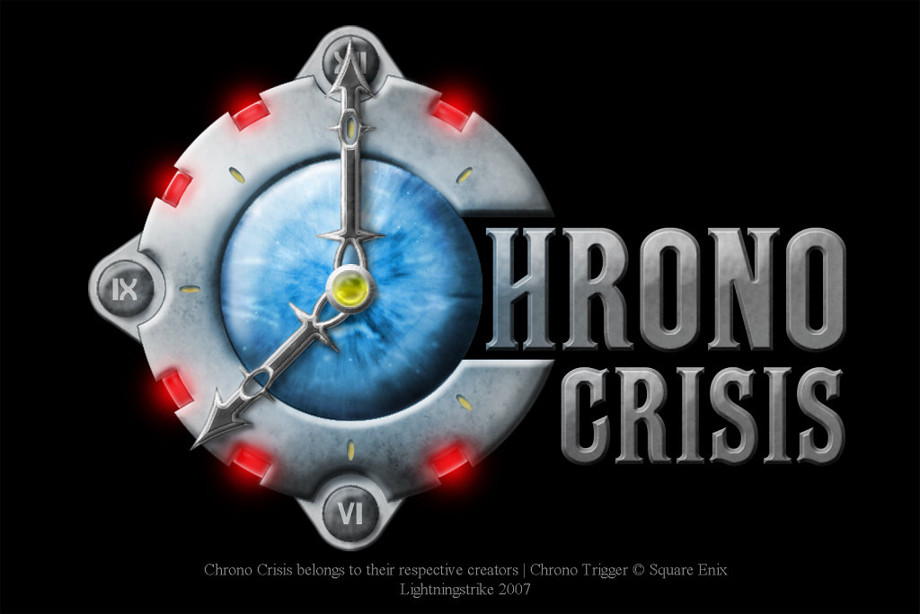 Logo Chrono Crisis