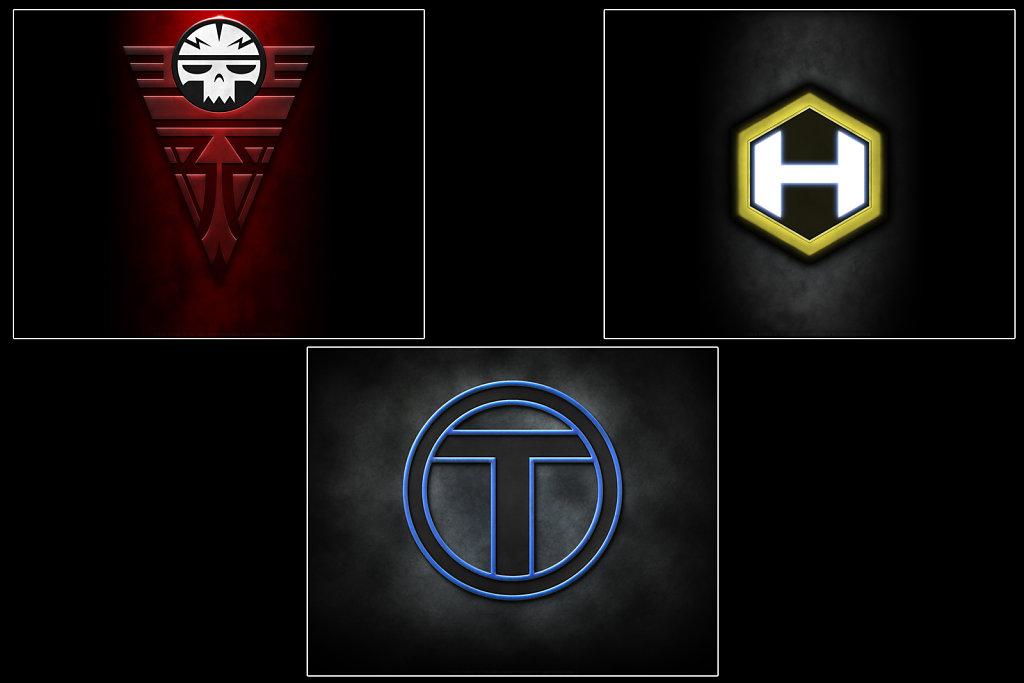 Logo Teen Titans